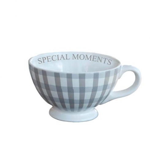 "Mini-Jumbocup braun ""Special Moments"" von Bastion Collections"