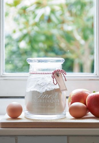 FINEST INGREDIENTS STORAGE JAR v. RM
